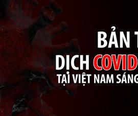 Video: Bản tin dịch COVID-19 tại Việt Nam sáng 21-5