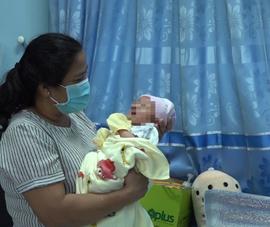 Video: Tìm cha mẹ cho bé sơ sinh bị bỏ rơi ở TP Thủ Đức