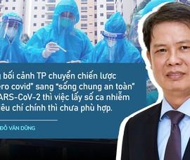 Video: Chuyên gia nói về 4 tiêu chí của Bộ Y tế về mở cửa trở lại ở TP.HCM