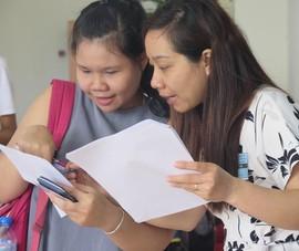 Hơn 36.000 thí sinh đăng ký thi đánh giá năng lực