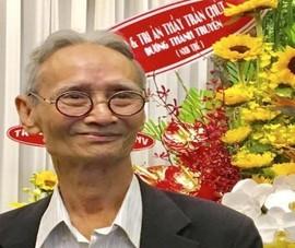 Nhà giáo ưu tú Trần Chút qua đời ở tuổi 81