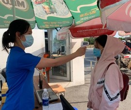 Sinh viên ĐHQG TP.HCM được trở lại kí túc xá từ ngày 27-2