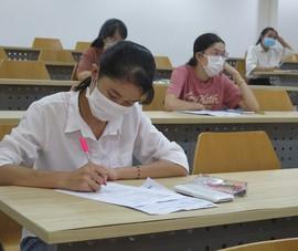 Lượng thí sinh đăng ký thi Đánh giá năng lực tăng cao kỷ lục