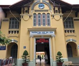 Điểm sàn đánh giá năng lực vào Trường ĐH Sài Gòn chỉ từ 650