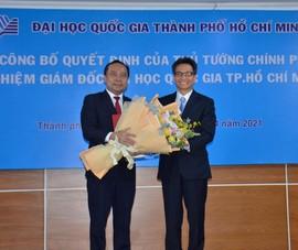 Chính thức bổ nhiệm ông Vũ Hải Quân làm Giám đốc ĐHQG TP.HCM
