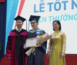 Một tân kỹ sư tốt nghiệp đại học loại giỏi chỉ sau 3,5 năm