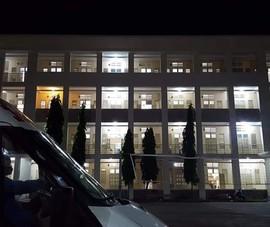 Trung tâm giáo dục Quốc phòng lần thứ 2 trở thành khu cách ly