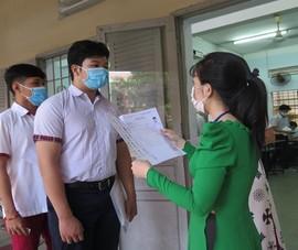 Gần 8.000 cán bộ, giảng viên đại học tham gia kiểm tra kỳ thi tốt nghiệp THPT