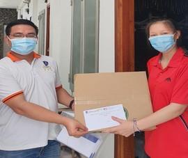 SV mắc COVID-19 được trường ĐH Nguyễn Tất Thành hỗ trợ 2 triệu/SV