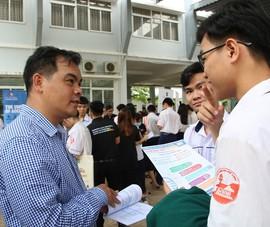 'Choáng' với điểm chuẩn xét học bạ vào Trường ĐH Sư phạm TP.HCM