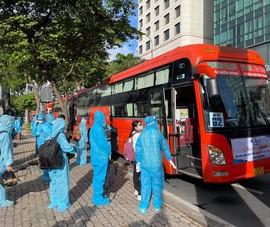 Đưa 500 sinh viên Khánh Hòa tại TP.HCM về quê