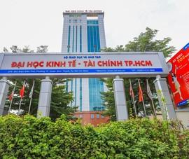Điểm chuẩn ĐH Kinh tế - Tài chính TP.HCM cao nhất 24 điểm