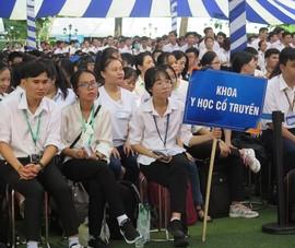 'Choáng' với điểm chuẩn đại học khối trường y dược năm 2021
