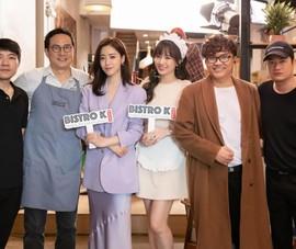 Hahm Eun Jung tiết lộ thích phở, chả giò Việt Nam
