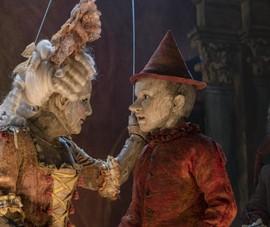 Pinocchio trở lại hoành tráng và huyền bí trên màn ảnh rộng