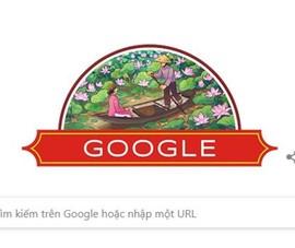 Google chào mừng Quốc khánh Việt Nam 2020