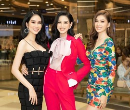 Tốp 3 Hoa Hậu Việt Nam 2020 đọ sắc tại 'Em là của em'