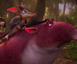 Phim hoạt hình đầy màu sắc 'Ainbo -Nữ chiến binh Amazon'