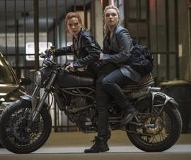 'Black Widow' tung tung trailer mới nhất