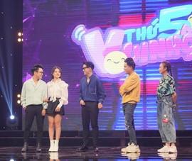 Mai Bích Trâm giả giọng Hàn Quốc đáng yêu tại 'Thứ 5 vui nhộn'