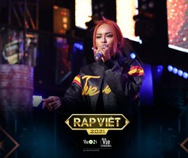 Tài bắn rap tiếng Anh của Mai Ngô tại vòng casting Rap Việt mùa 2
