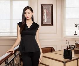 Lương Thùy Linh lột xác với hình tượng girl boss