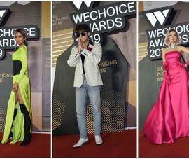 Cận cảnh dàn sao Việt đại náo thảm đỏ WeChoice Awards 2019