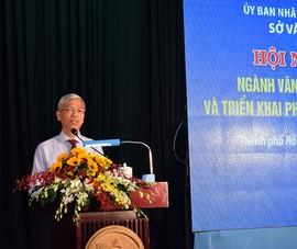 Ông Võ Văn Hoan: 'Hoàn thiện sớm tiêu chí gia đình hạnh phúc'