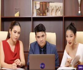 Hoàng My trở lại Miss Universe VN 2021 'làm khó' Khánh Vân?