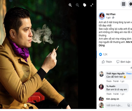 Sao Việt xót xa nói lời vĩnh biệt nhà thiết kế Nhật Dũng