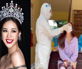 Hoa hậu Khánh Vân về Việt Nam: 'Ở đâu cũng không bằng nhà mình'