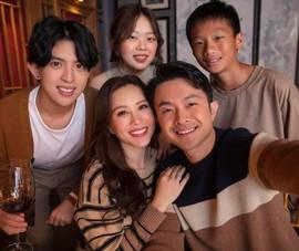 Hoa hậu Thu Hoài: 'Trí là sự bù đắp hoàn hảo dành cho tôi'