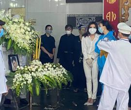 Tang lễ của diễn viên người mẫu Đức Long