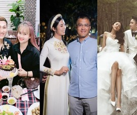 Hoa hậu, ca sĩ, diễn viên… hoãn cưới vì dịch COVID-19