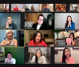 Những câu chuyện xúc động trong buổi đấu giá từ thiện của giới thời trang Việt