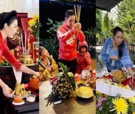 TP.HCM: Nghệ sĩ dâng hương cúng Tổ tại nhà trong mùa dịch