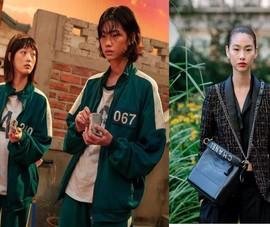 Ảnh ngoài đời của nữ người mẫu Hàn trong bộ phim 'Trò chơi con mực'