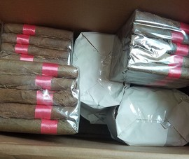 Kho xì gà Cuba, thuốc lá lậu hơn 3 tỉ ở Tân Bình