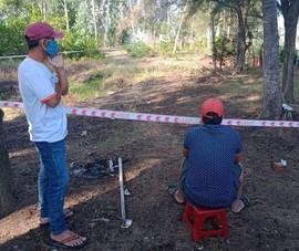 Tìm nhân thân người đàn ông chết cháy ven đường ở Bình Chánh
