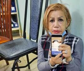 Bắt kẻ trốn nã có 8 tiền án, giả gái đi giật iPhone ở TP.HCM