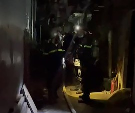 Thương tâm: Cháy nhà, 8 người chết ở quận 11
