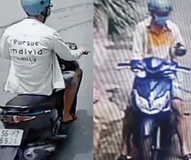 Dàn cảnh lấy trộm túi xách chứa 150 triệu ở Gò Vấp