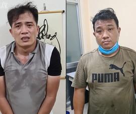 Đặc nhiệm bắt hai thanh niên cướp giật đầy tiền án, tiền sự