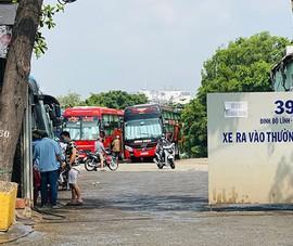 Công an TP.HCM kết luận về 'bến cóc' lấn sông Bình Triệu ở Bình Thạnh
