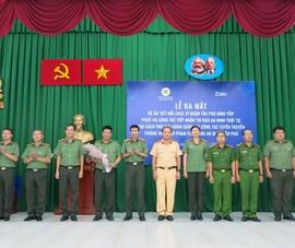 Hơn 3 triệu người nhận tin từ trang Zalo Công an Tân Phú
