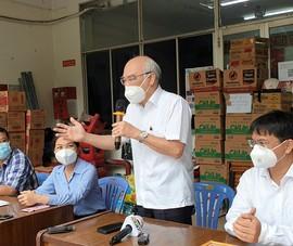 Ông Phan Nguyễn Như Khuê: Khó nói hết sự hy sinh của tuyến đầu chống dịch