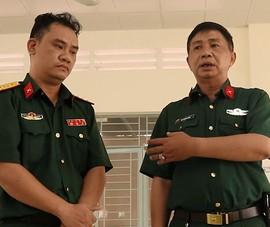 Bắt giam Trung tướng quân đội giả cùng 'thuộc cấp'