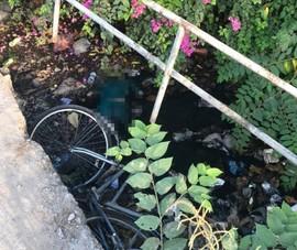 TP.HCM: Phát hiện người đàn ông chết cạnh xe đạp dưới kênh