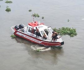 Liên tục nhảy sông Sài Gòn mất tích