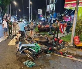 Công an Tân Bình tìm nhân chứng 2 vụ tai nạn